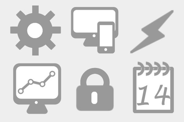 Some Free Web Design Icons