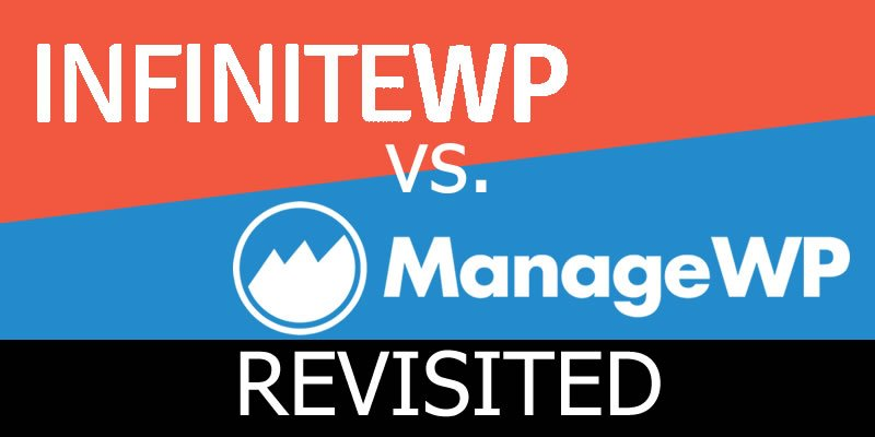 Manage WP vs. Infinite WP revisited